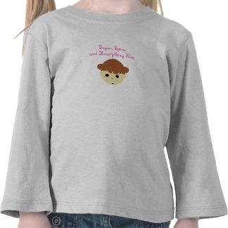 littlegirlbrown, Sugar, Spice, and Everything Nice Tee Shirts