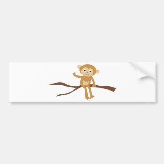 LittleMonkey14 Bumper Sticker