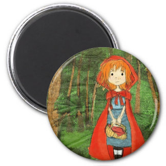 littleredforest magnet