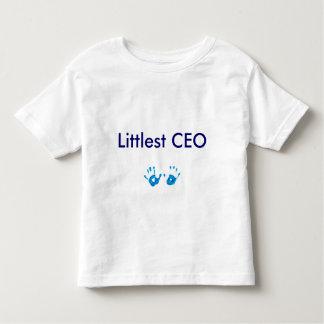 Littlest CEO Toddler T-Shirt