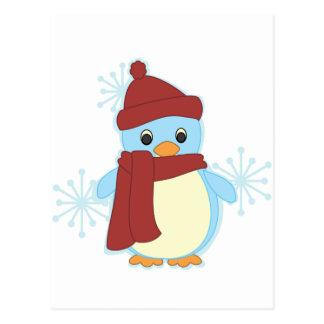 Littlest Penguin Postcard
