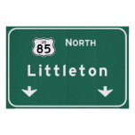 Littleton US-85 North Interstate Colorado - Poster