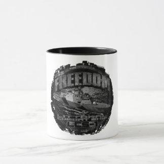 Littoral combat ship Freedom Combo Mug Mug
