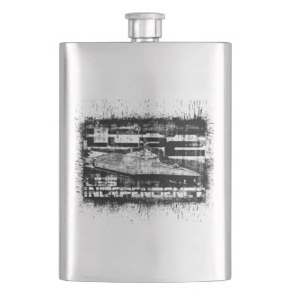 Littoral combat ship Independence Classic Flask