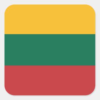 Lituania Square Sticker