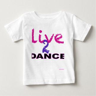 Live 2 Dance T Shirt