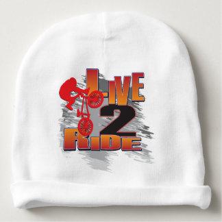 LIVE-2-RIDE-BMX BABY BEANIE