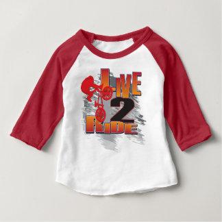 LIVE-2-RIDE-BMX BABY T-Shirt