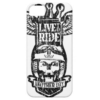 Live 2 Ride (vintage) Case For The iPhone 5