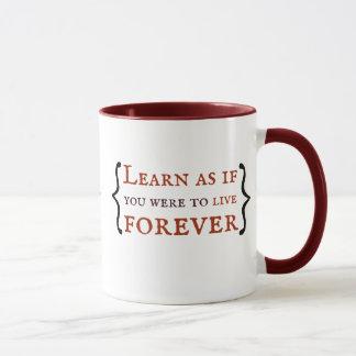 Live As If Mug