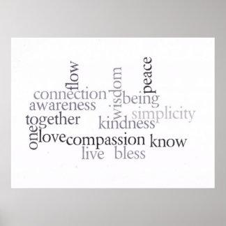 Live Awareness Poster