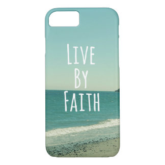 Live by Faith iPhone 8/7 Case
