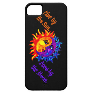 Live by the Sun Love by the moon phone case/cover iPhone 5 Covers