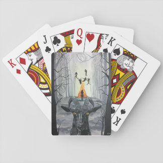 Live Deliciously Playing Cards
