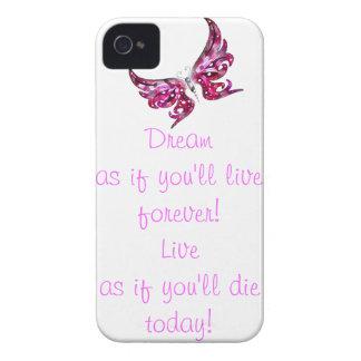 Live & Dream iPhone 4 Case