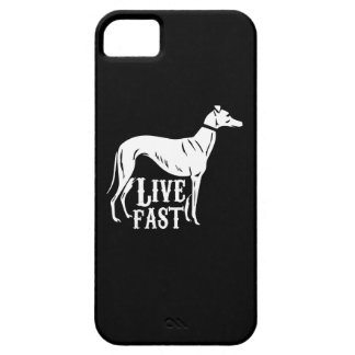 Live Fast Barely There iPhone 5 Case