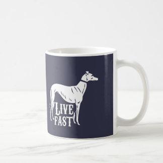 Live Fast Coffee Mug