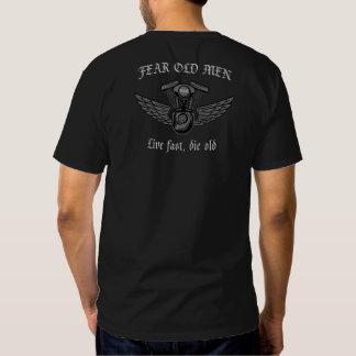 Live Fast Die Old Tee Shirt