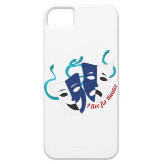 Live For Theater iPhone 5 Cover