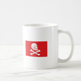 """Live Free, Fish Hard!!"" Coffee Mug - Customized"