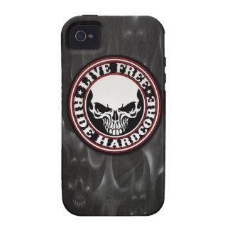 Live Free iPhone 4/4S Cases
