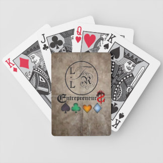 "Live Free Live Rich ""Mythic"" Poker Deck"