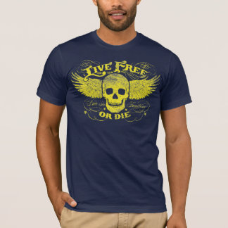 Live Free Or Die Shirt