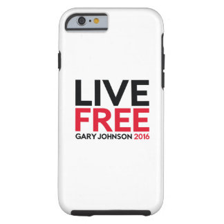 LIVE FREE TOUGH iPhone 6 CASE