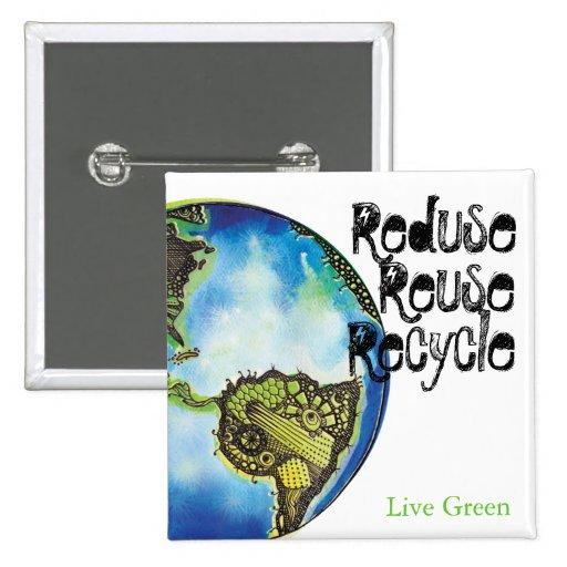 Live Green Button