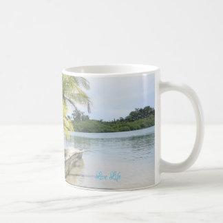 Live Green – Live Life – Tropical Rain Forest Mug