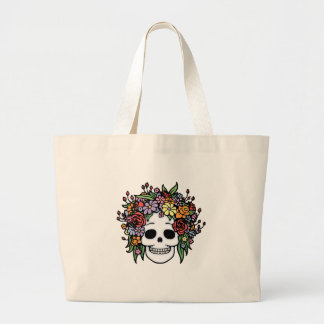Live Head Jumbo Tote Bag
