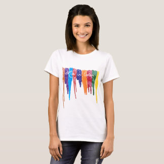 Live in Color T-Shirt