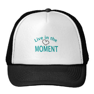 Live in the MOMENT Collection Cap