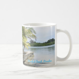 Live It! Feel It! Do It! -  Beach Paradise Bocas Coffee Mug