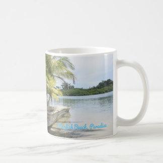 Live It! Feel It! Do It! -  Beach Paradise Bocas Coffee Mug