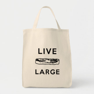 Live Large with Bacon Bags