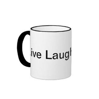 Live Laugh Inspire Mug