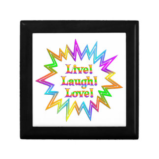 Live Laugh Love Gift Box