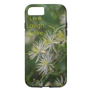 Live, Laugh, Love Inspired iPhone 7 Case