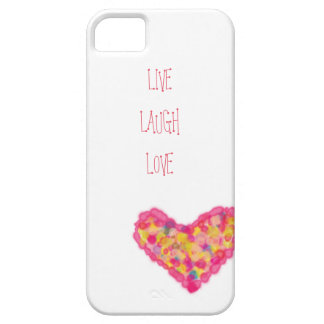 live laugh love iPhone 5 cases