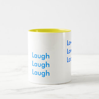 Live, Laugh, Love Coffee Mug