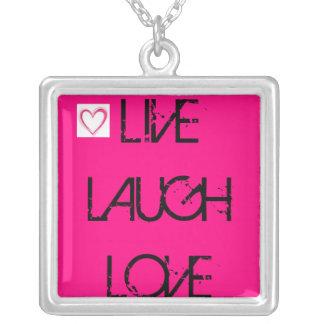 *Live Laugh Love* Necklace