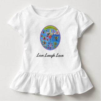 Live Laugh Love shirt design