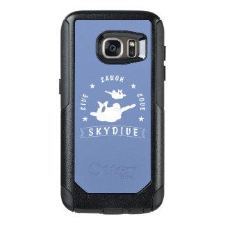 Live Laugh Love Skydive. OtterBox Samsung Galaxy S7 Case
