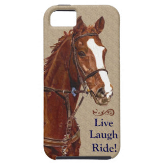 Live Laugh Ride! Horse iPhone 5 Cover
