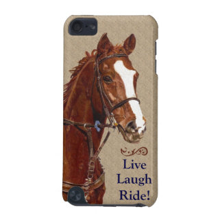 Live Laugh Ride! Horse iPod Touch 5G Cover