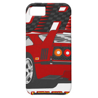 LIVE_LIFE_IN_THE_FAST_LANE: forty iPhone 5 Cover