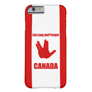 Live Long Canada phone case