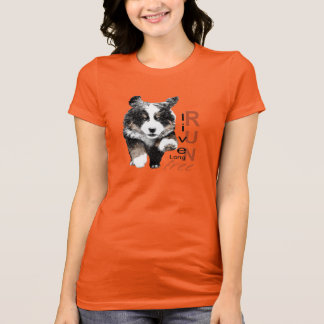 Live Long, Run Free Puppy t-shirt