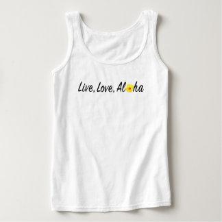 Live, Love, Aloha Tank Top